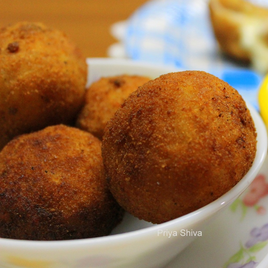 cheesy bread balls