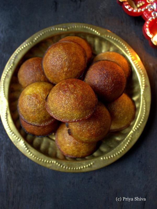 jackfruit sweet paniyaram