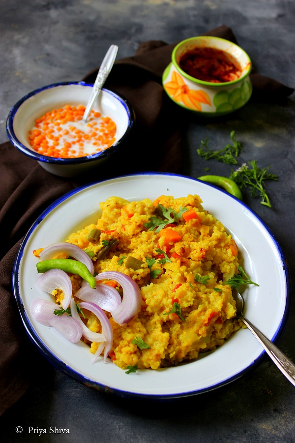 Millet Khichdi recipe - Preethi Electric Pressure Cooker Review