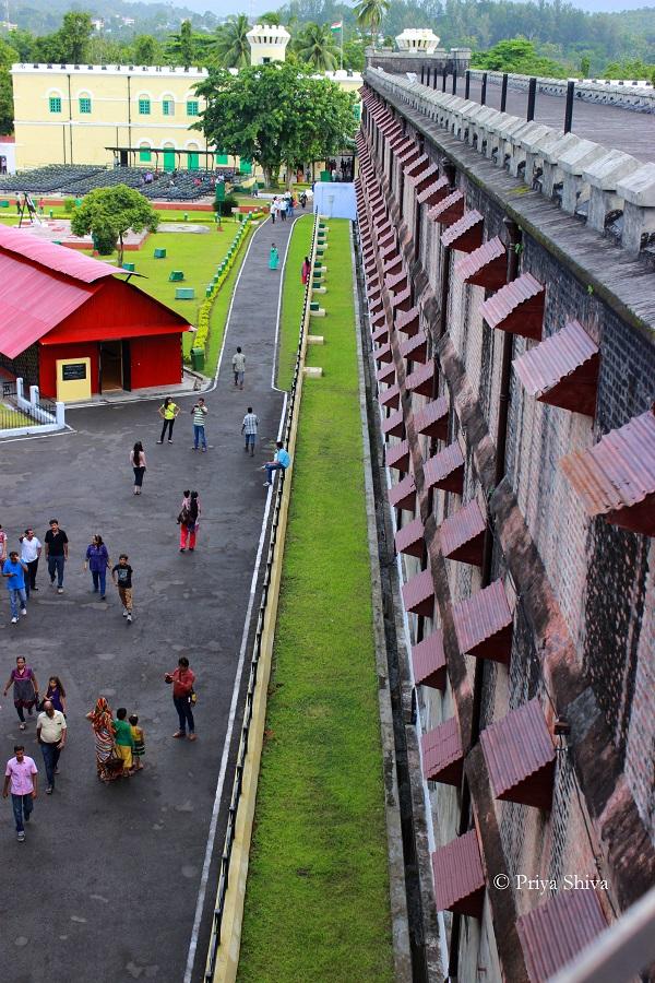 cellular jail andaman islands