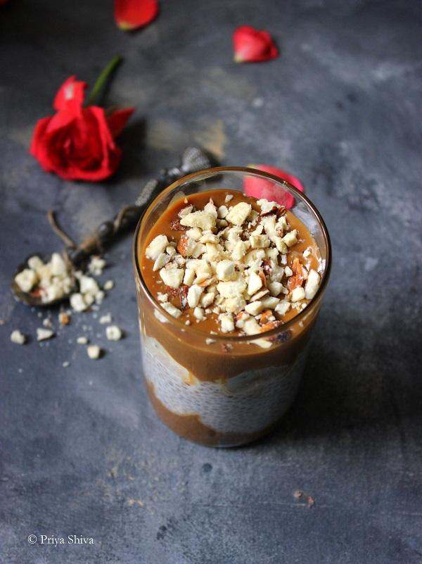 Caramel Chia Seed Pudding recipe