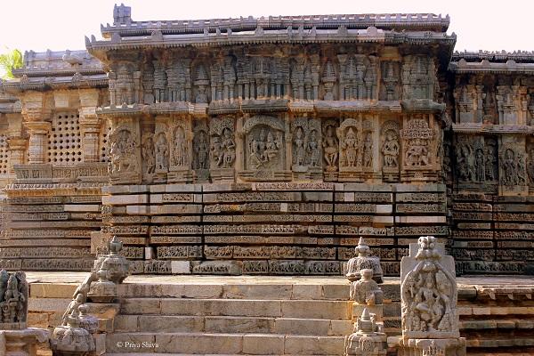 Kedareshwara temple Halebidu