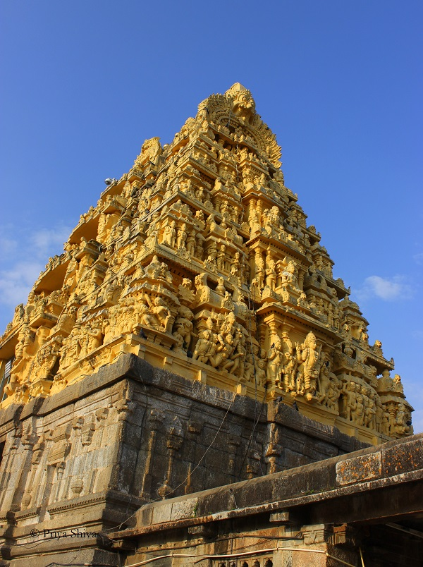 chennakesava belur temple gopuram