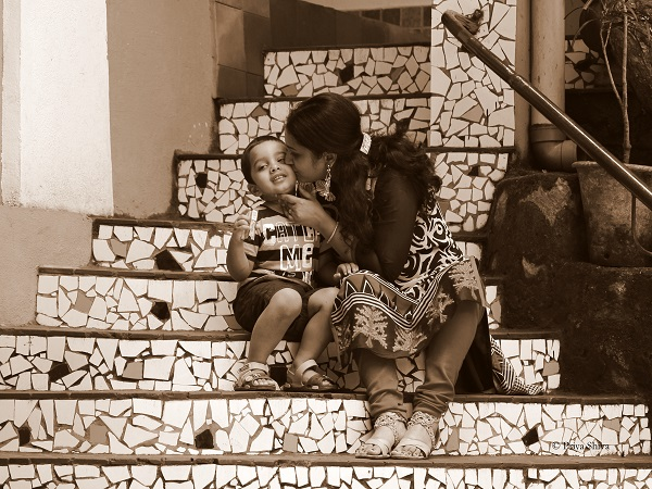 Human And Emotions - Motherhood and child