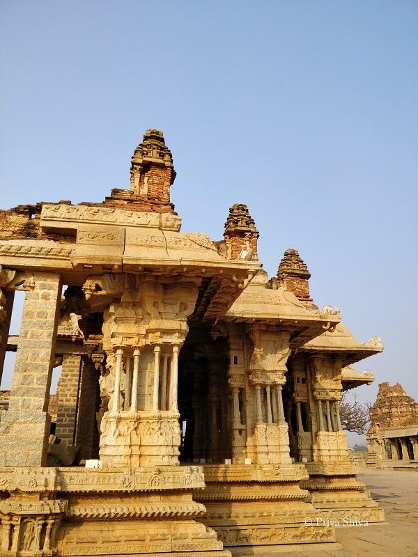 Vitthala temple mandapa