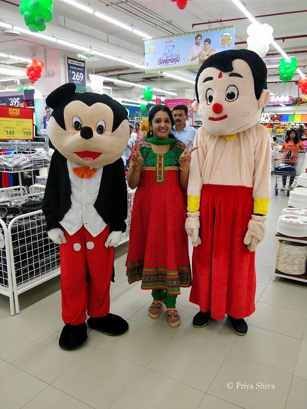 spar hypermarket vega city bangalore