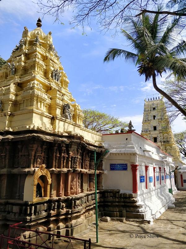 Bhargavapuri kalayanaraman temple