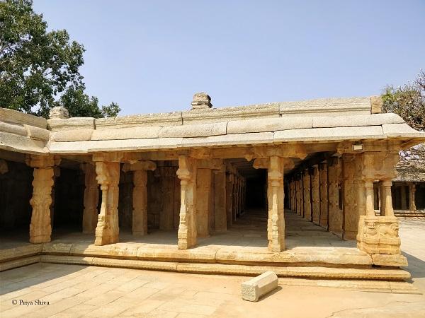 lepakshi temple structure