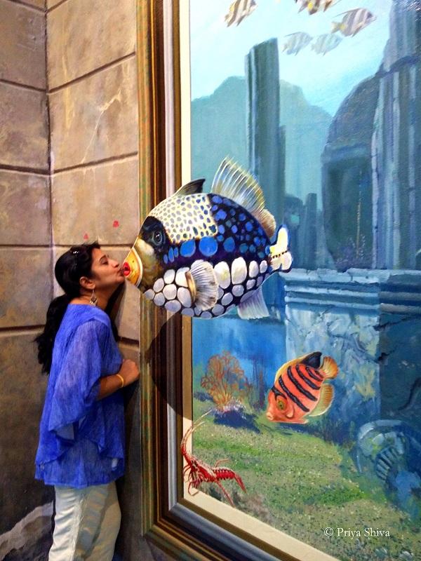 art in paradise, Pattaya
