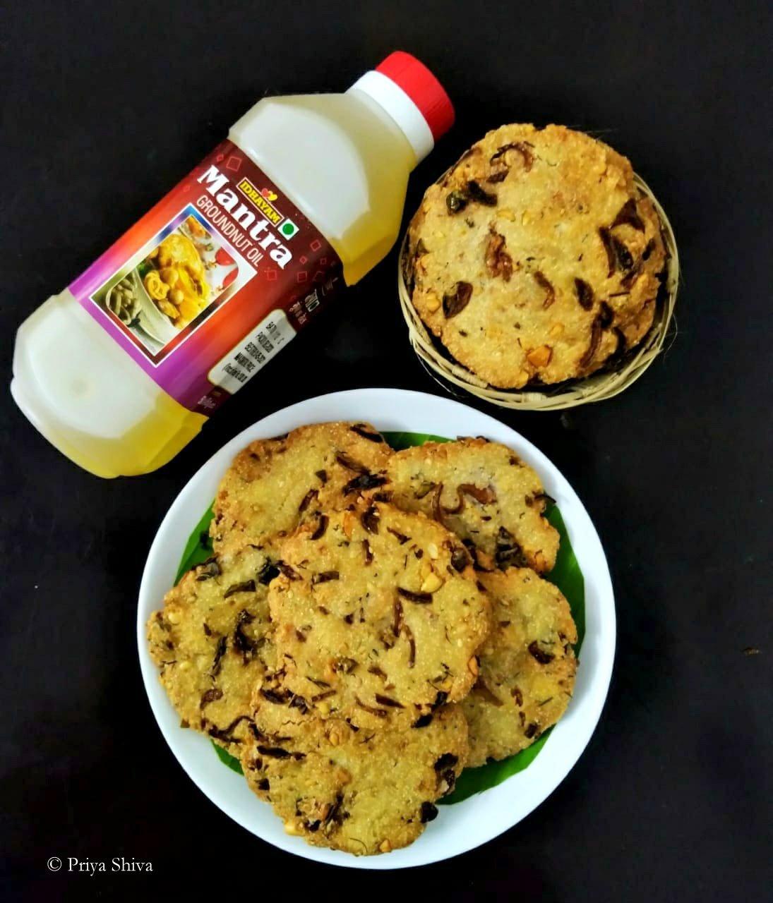 maddhur vada recipe