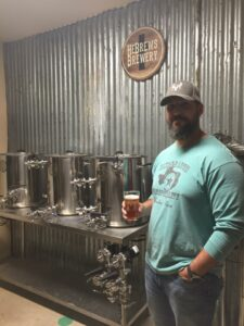 Hebrews Brewery's first major brew