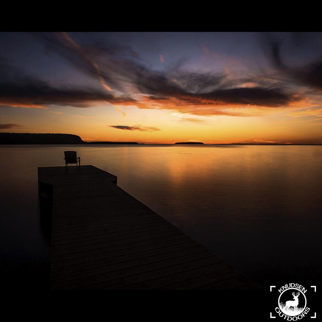 WI sunset