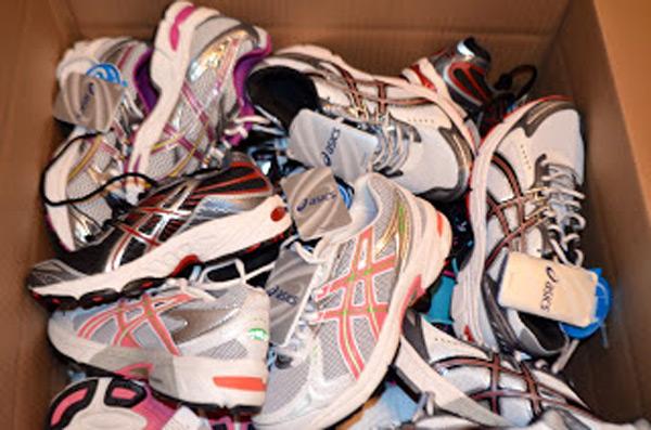 Proper Running Shoes for School Children