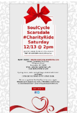 SoulCycleFundraiser