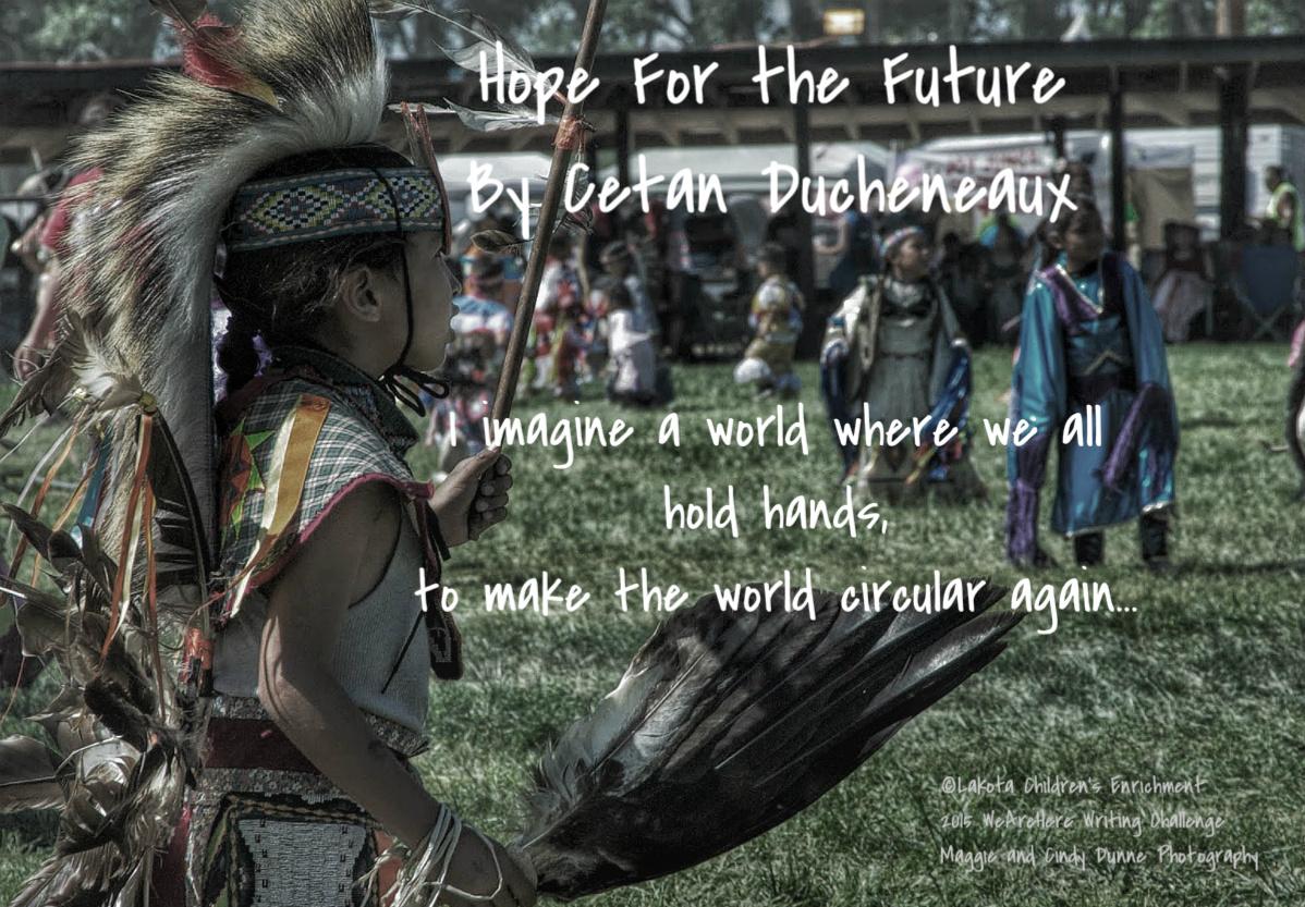 Wacipi Hope for Future