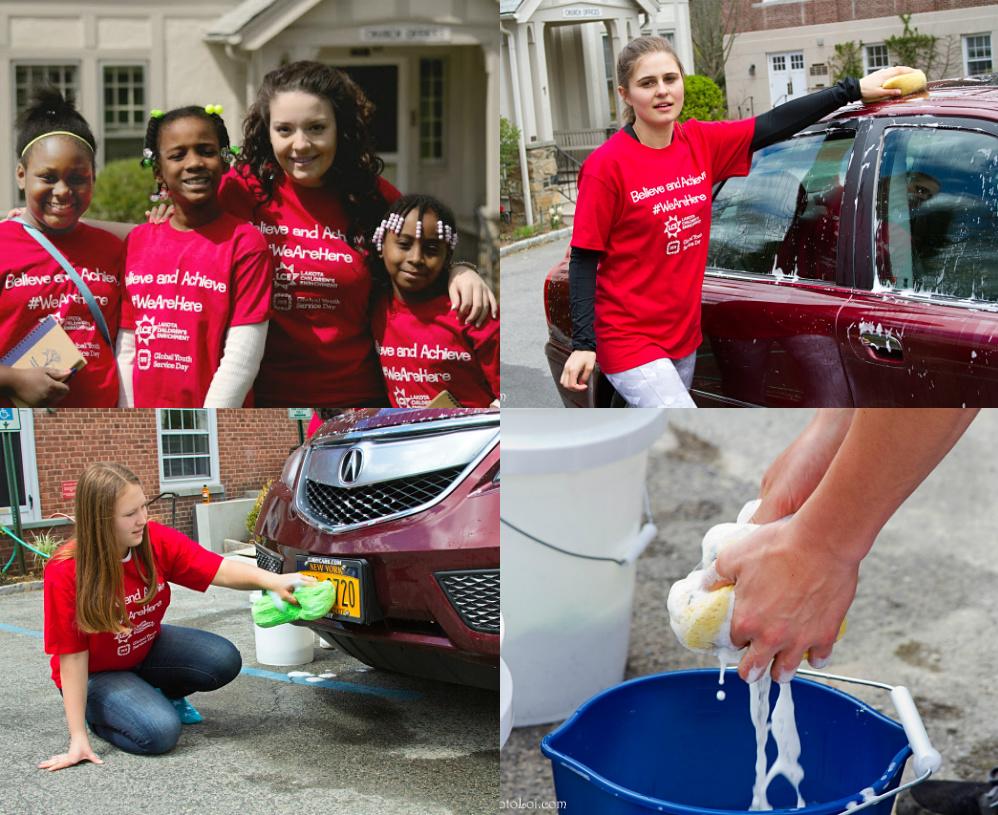Car Wash 4 block