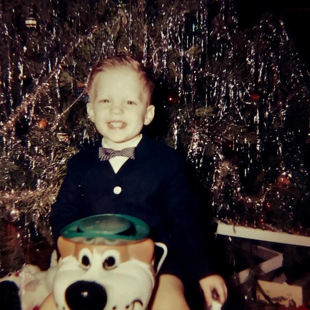 Douglas Brinkley Historian Kid Childhood Author
