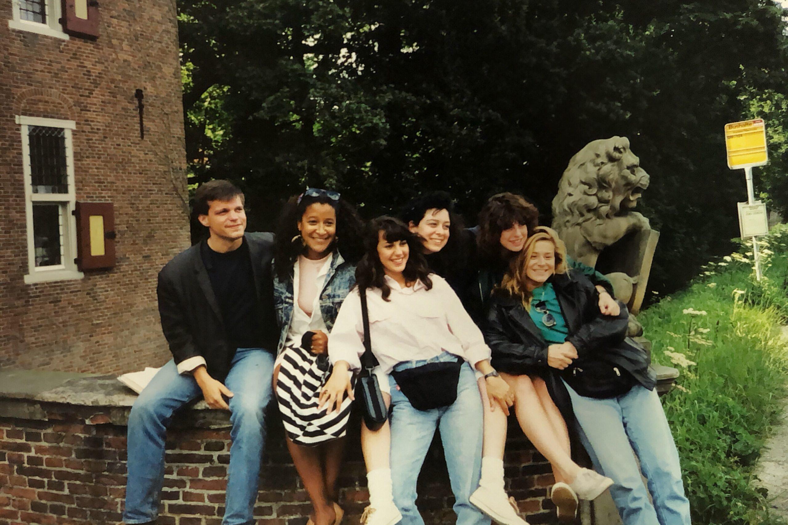 The Netherlands 1991 Hofstra University history course