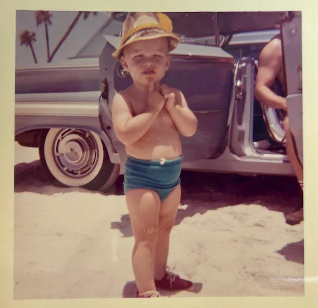 Douglas Brinkley kid childhood author