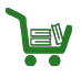 shopping-cart-green