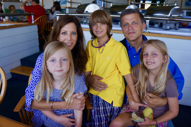 2012 Douglas Brinkley Family