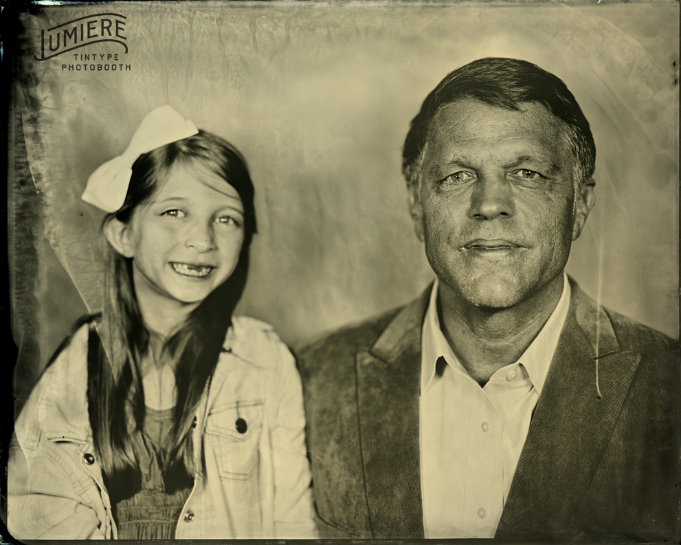 2013 Doug Brinkley and daughter Cassady