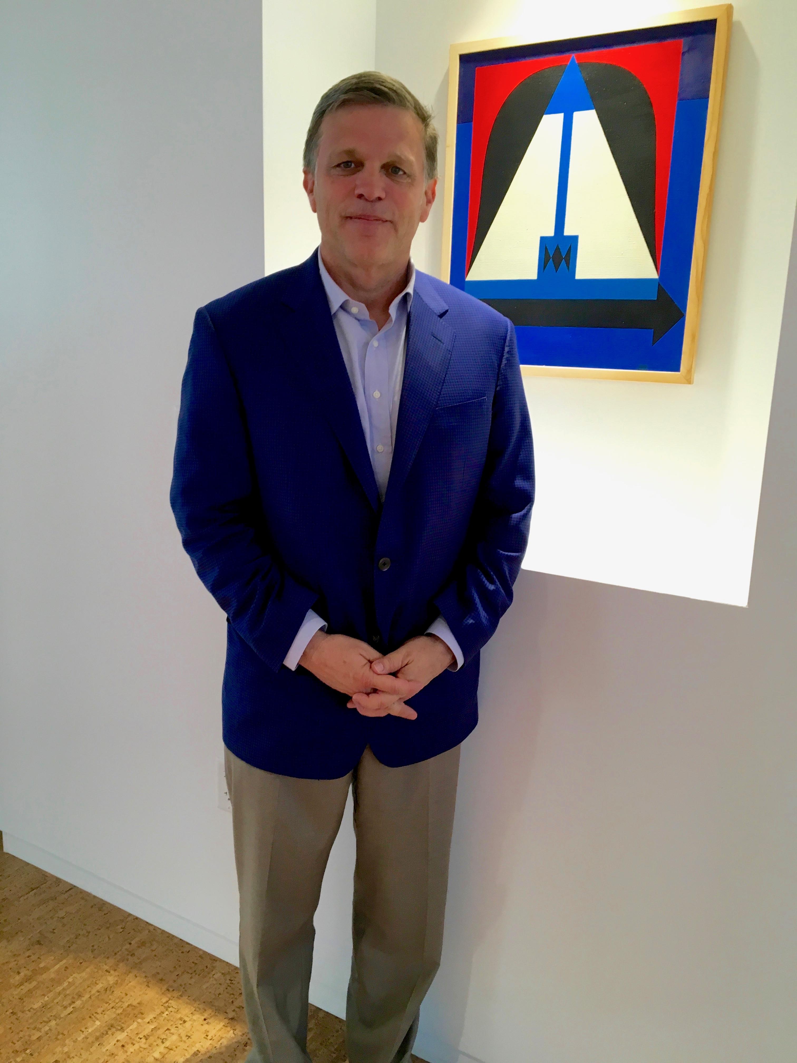 Douglas Brinkley Art Palm Beach California