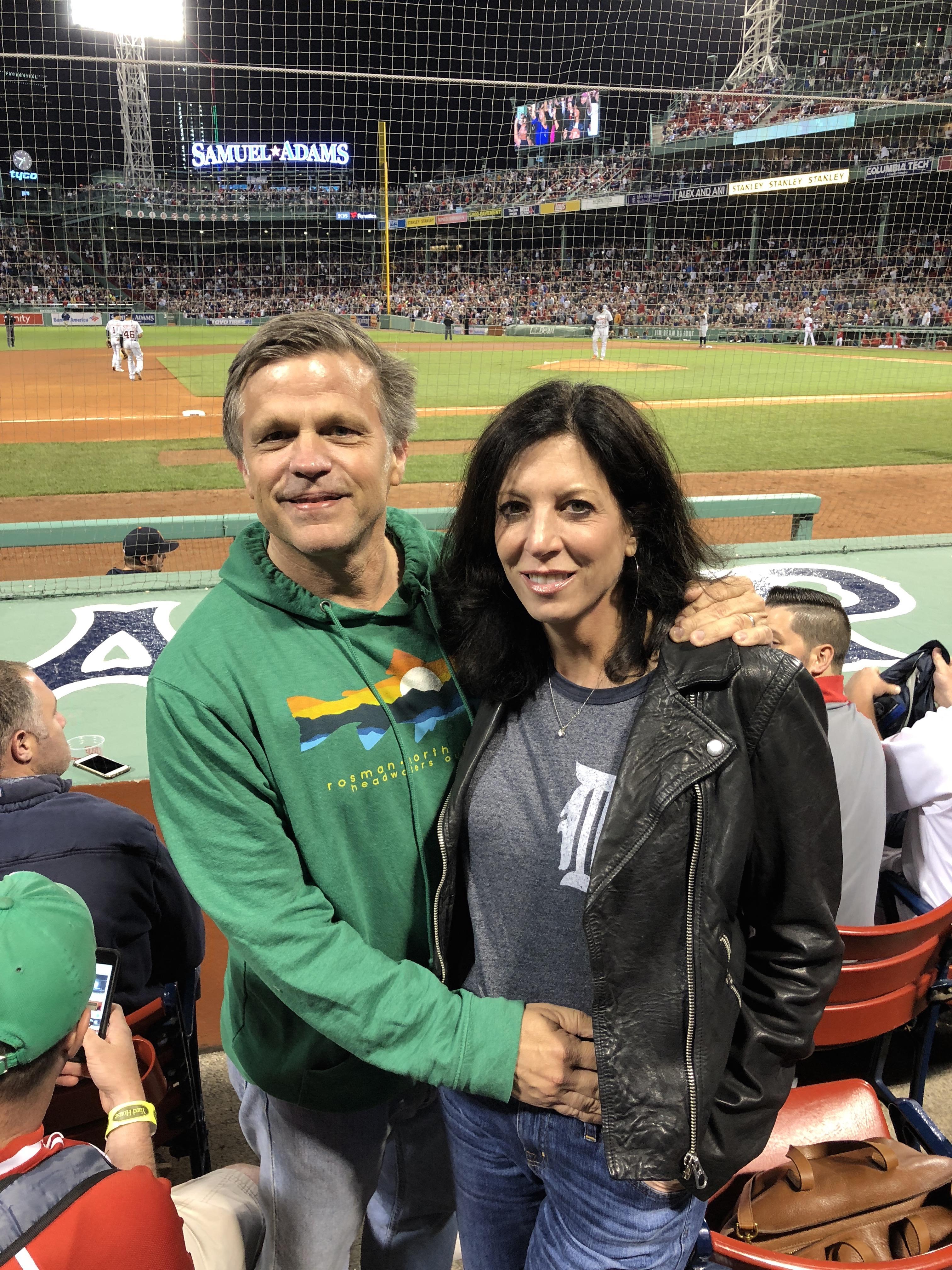 Doug Brinkley and Anne