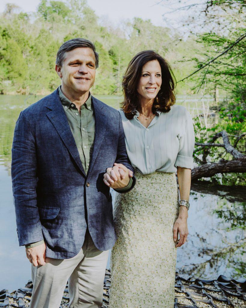 Doug and Anne Brinkley