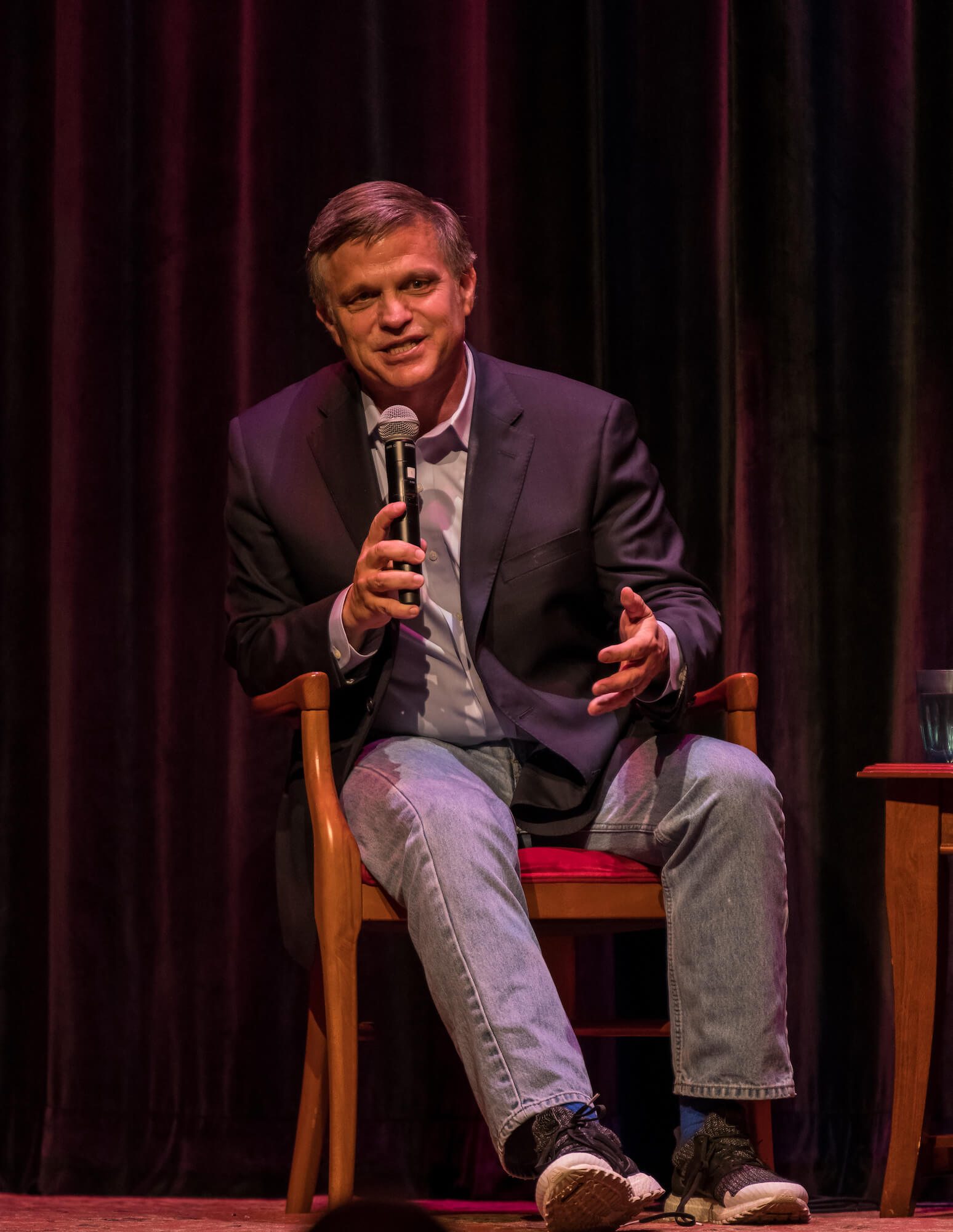 Douglas Brinkley Author Historian National Writers Series 2019