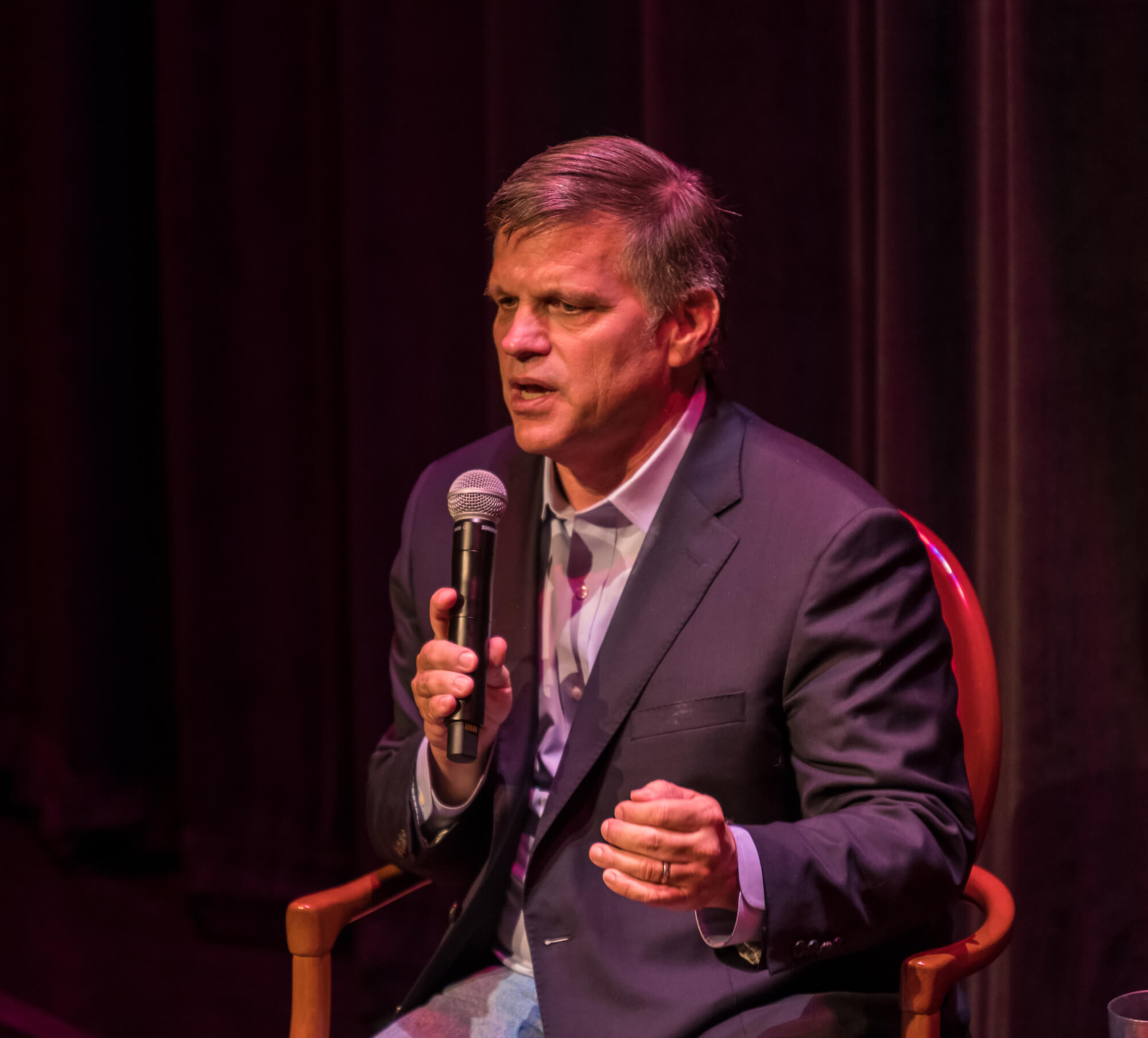 Douglas Brinkley National Writers Series Speaker Author Historian 2019 web