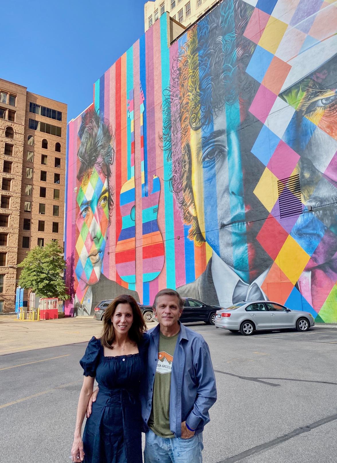 Douglas and Anne Brinkley Minneapolis July 2020