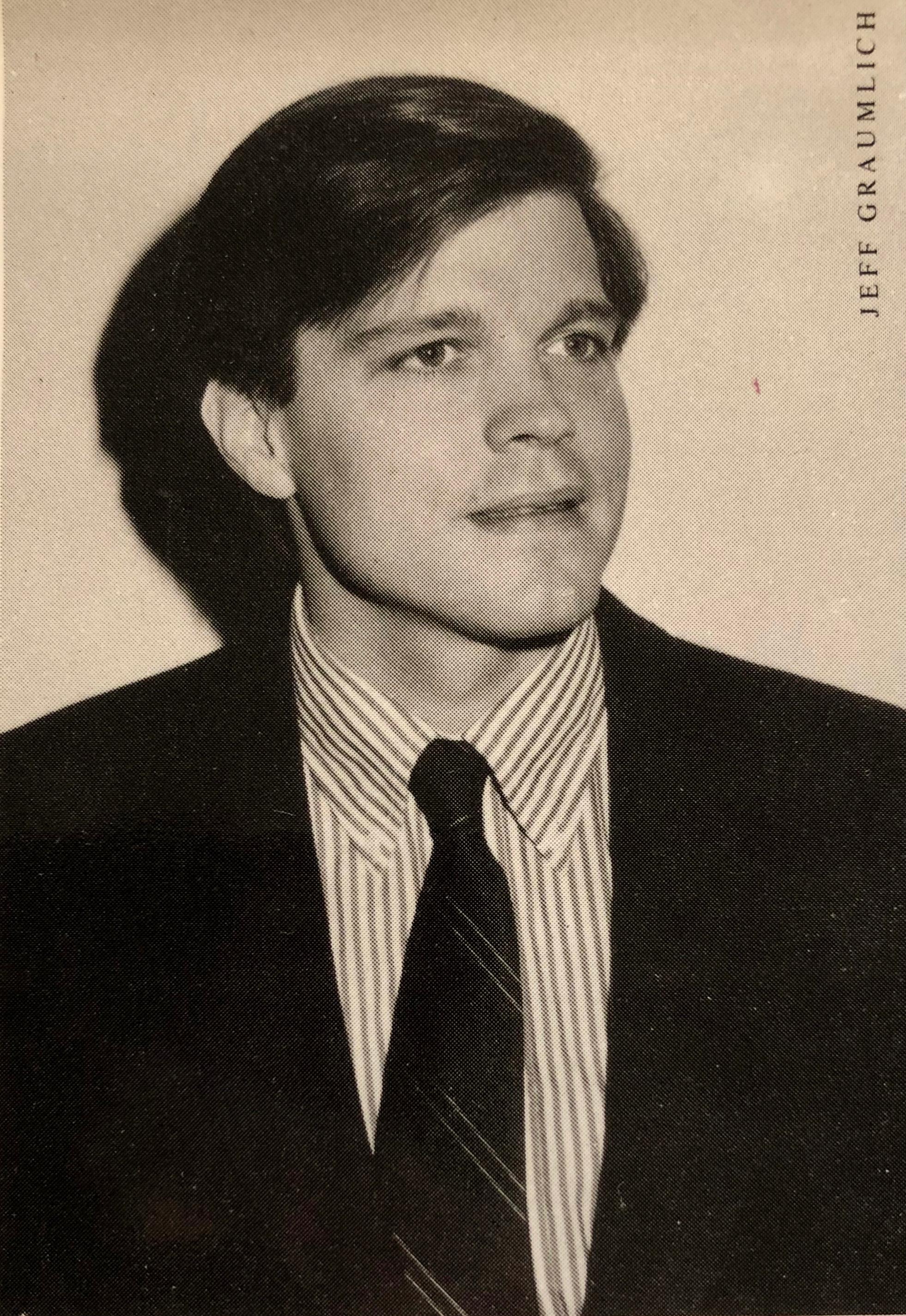 Douglas Brinkley as Hofstra Assistant Professor