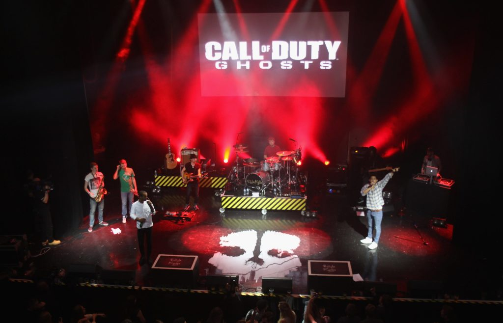 Call of Duty: Ghosts Launch Event