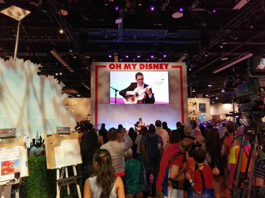 Disney DCPI Booth D23 Expo 2017