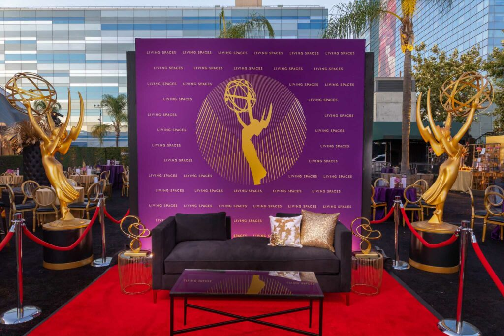 """2019 """"71st Emmys Governors Ball"""". Produced by Sequoia Productions. Photography by Jerry Hayes Photography."""