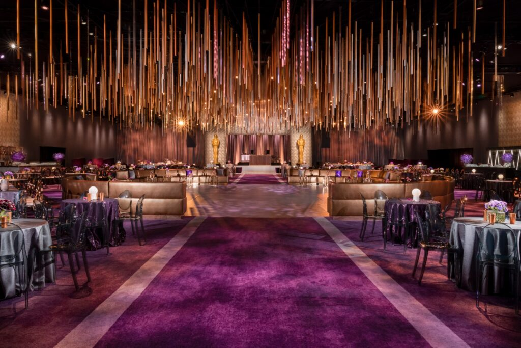 92ndOscars® Governors Ball& A.M.P.A.S.®, Produced and designed by Sequoia Productions, Images by Jerry HayesPhotography