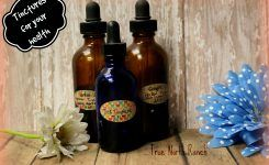 Herbal Tinctures Keeping Your Body Well and Healthy