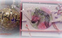Homemade  Christmas Ornaments and Cards