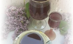 Lovely Lilac Delightful Drinks