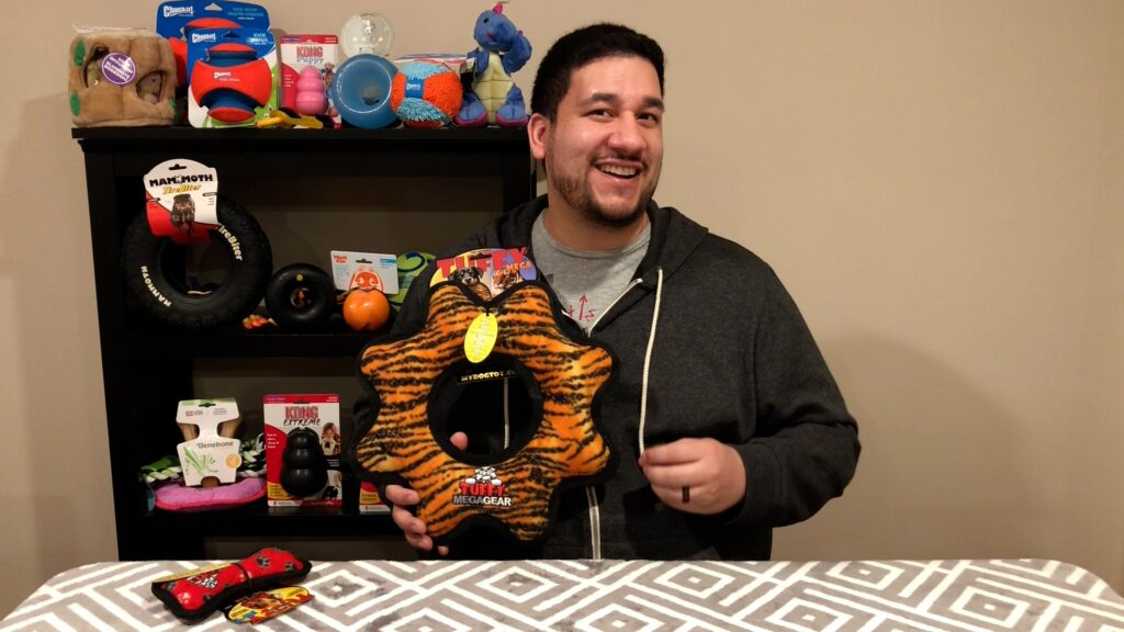 Tuffy Toy Review