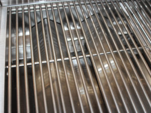 Dragon Fire Stainless Steel Cooking Grids