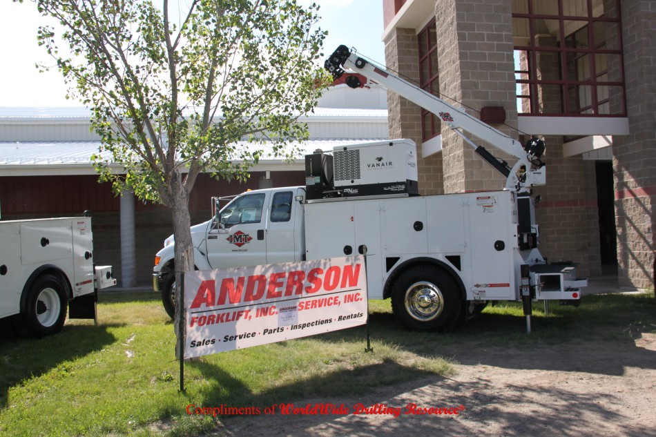 Anderson Forklift, Inc.