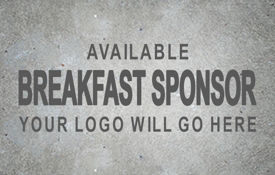 Breakfast Sponsor