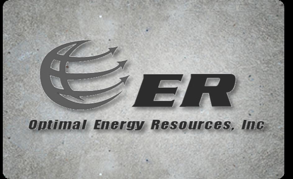 Optimal Energy Resources