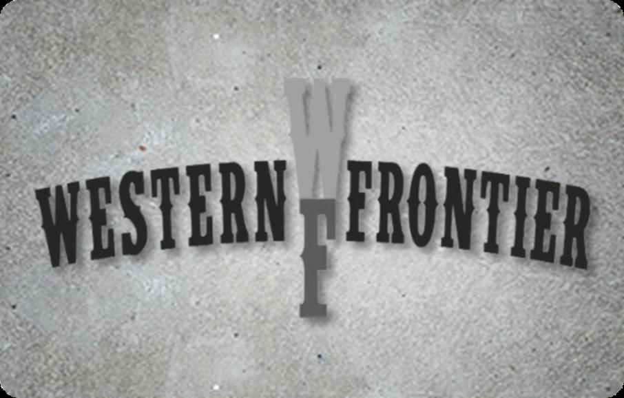 SPONSOR -Western Frontier