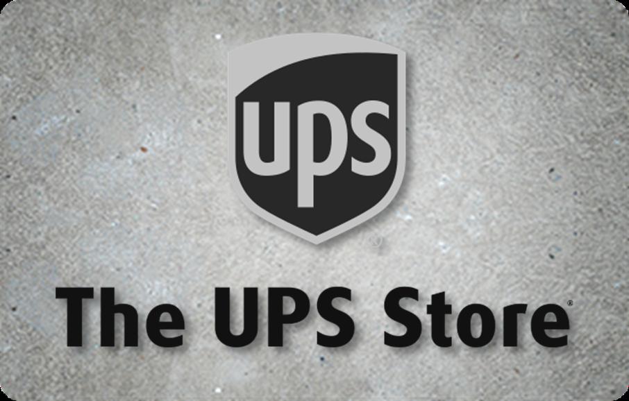 SPONSOR - The UPS Store