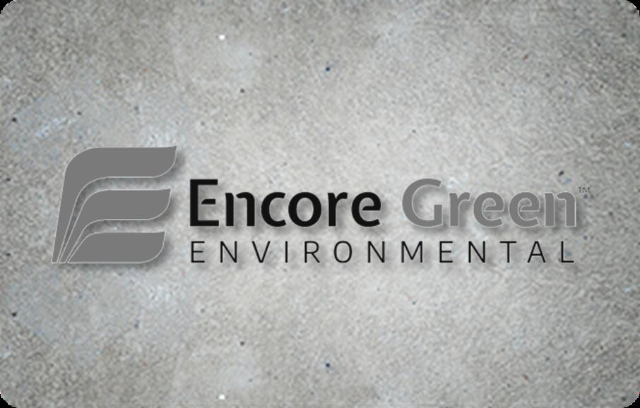 SPONSOR - Encore Green Environmental