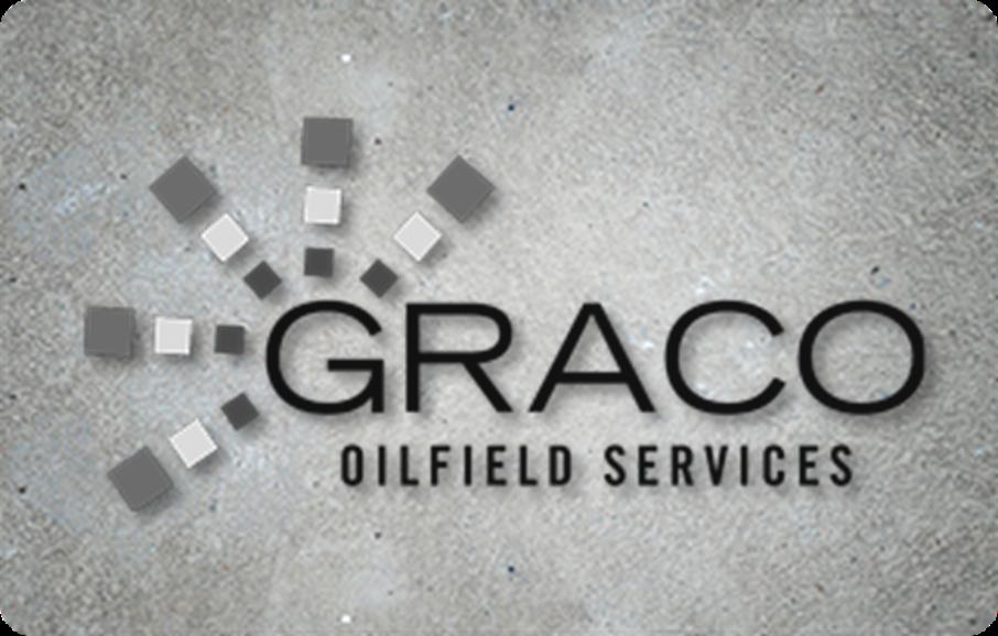 SPONSOR - Graco Oilfield Services
