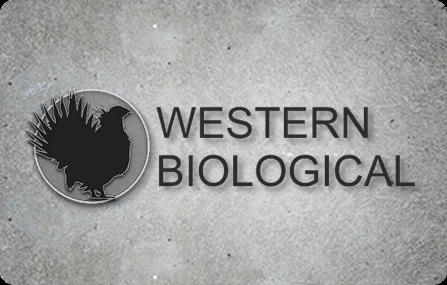 SPONSOR - Western Biological